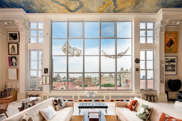 Excuse Us While We Dream A New York Apartment Adorable Home