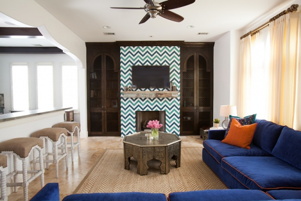 Exotic Moroccan Style Adorable Home