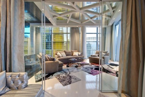 Extraordinary penthouse Las Vegas city center (1)