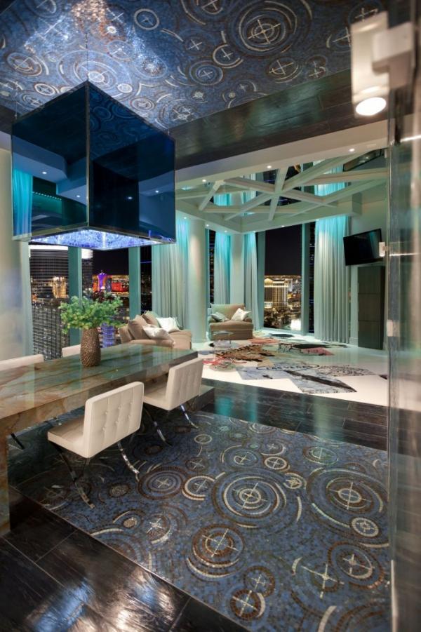 Extraordinary penthouse Las Vegas city center (5)
