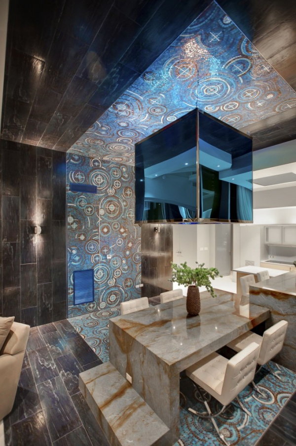 Extraordinary penthouse Las Vegas city center (6)