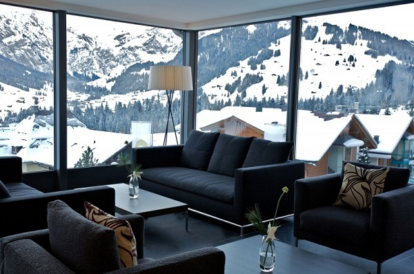 Fabulous Hotel In The Swiss Alps Adorable Home