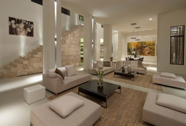 Fantastic house with a neutral color palette (4)