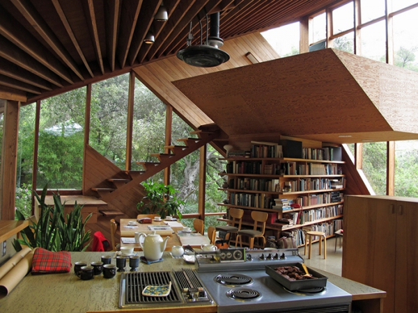 Fascinating interior architecture: The Walstrom House – Adorable Home