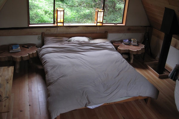 Japanese Zen Bedroom: Find Zen In This Japanese Cabin