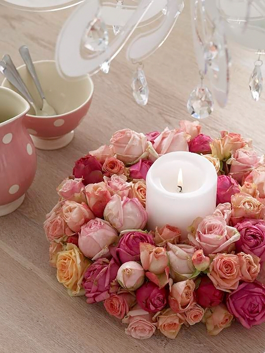 Floral Home Decor 10