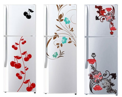 Fridge Decorations Adorable Home