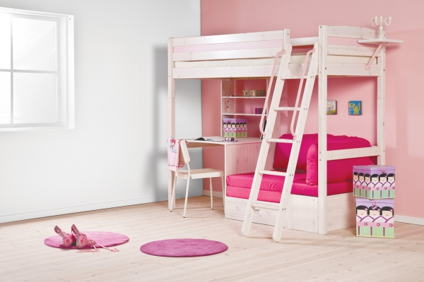 Fun And Creative Children Loft Beds Adorable Home