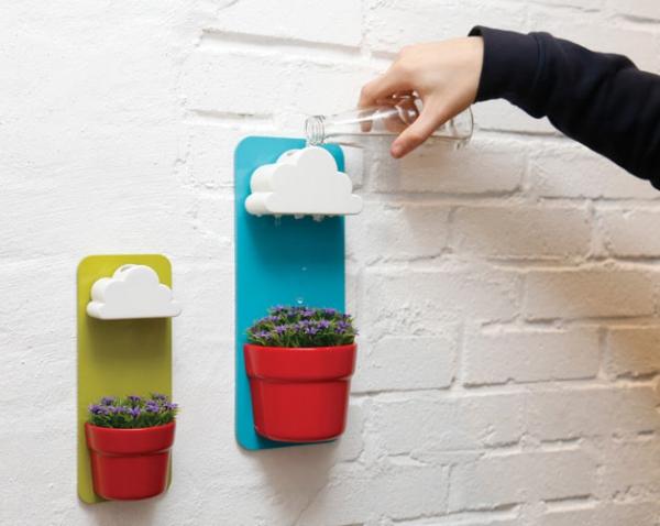 Fun functionality creative rainy pots (1)