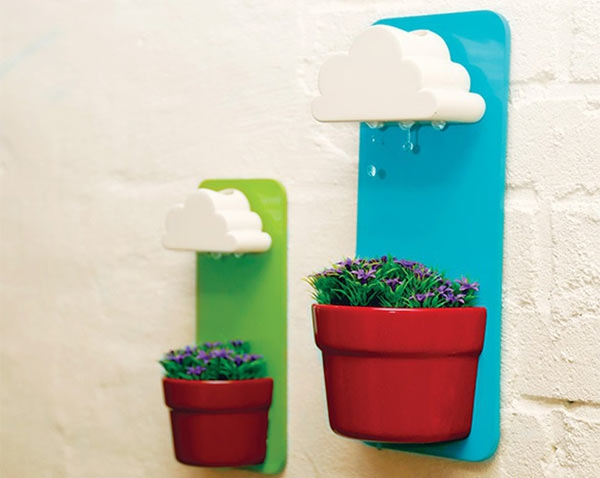 Fun functionality creative rainy pots (2)