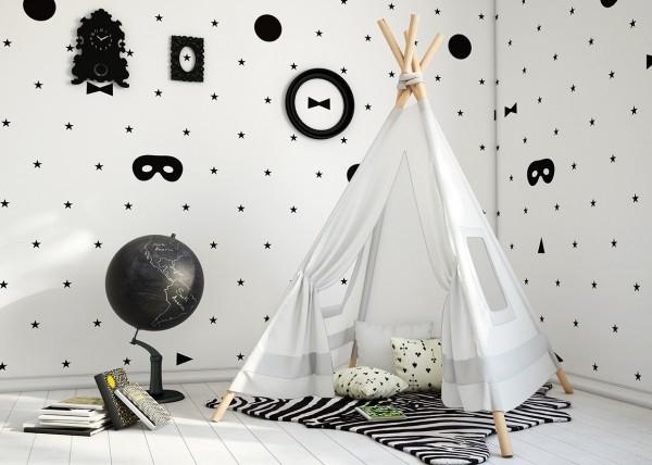 Fun kids room by Fajno design  (2)