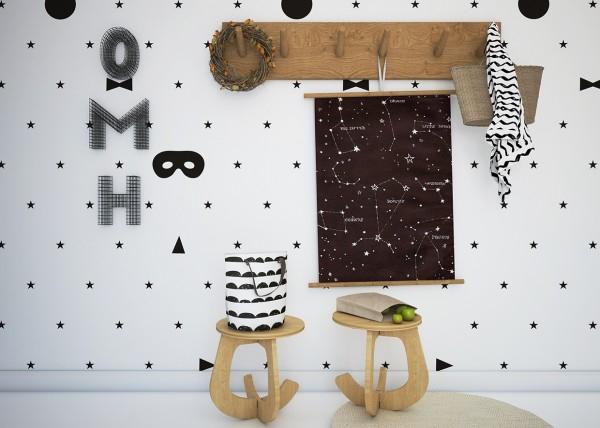 Fun kids room by Fajno design  (3)