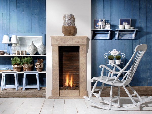 Classic fireplaces