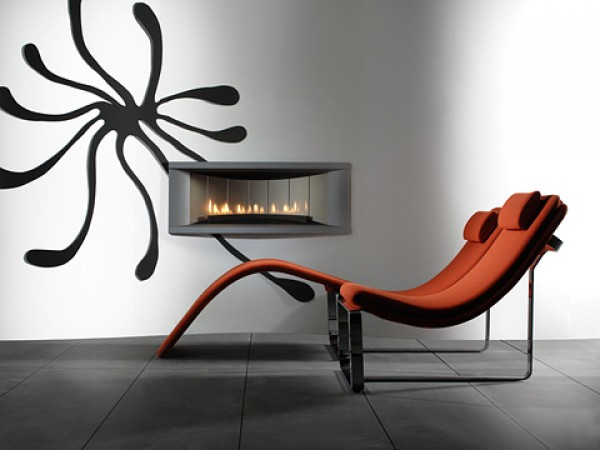 Modern fireplaces - Fantasy