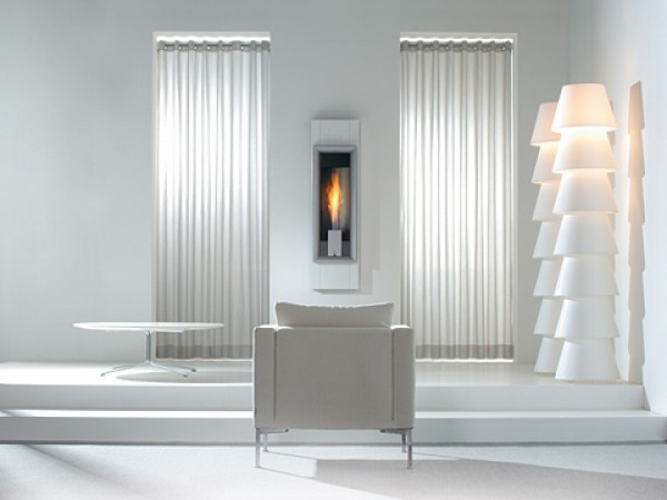 Modern fireplaces - Torch