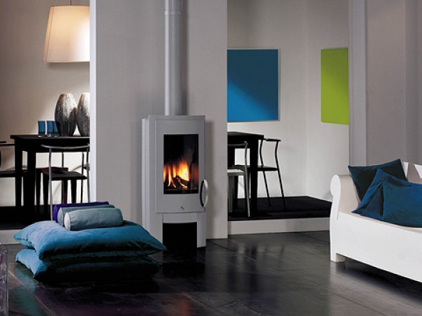Modern fireplaces - Vico