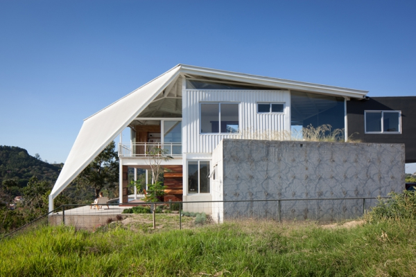 Futuristic artscapes multiple decks for homes of the future (3)