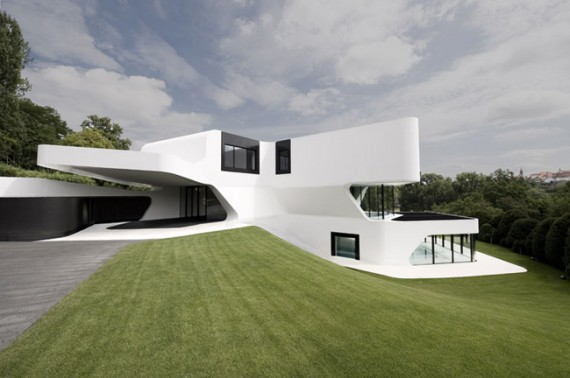 Futuristic House Design In Germany 8