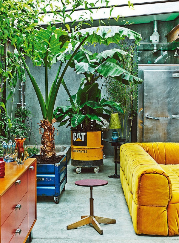 Garage chic eclectic home decor taken up a notch (2)