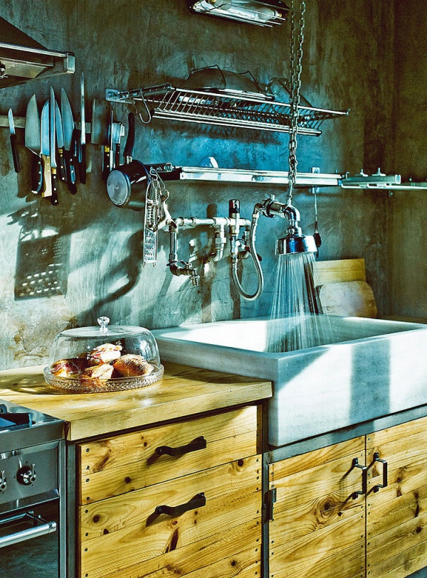 Garage chic eclectic home decor taken up a notch (4)