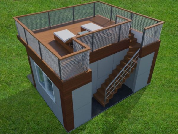 wonderful-garden-office-with-roof-deck-4