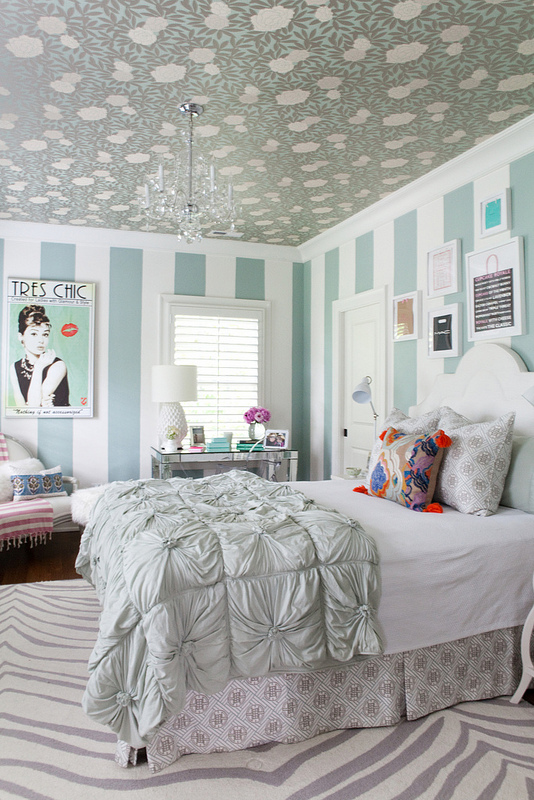 Girly bedroom idea » Adorable Home