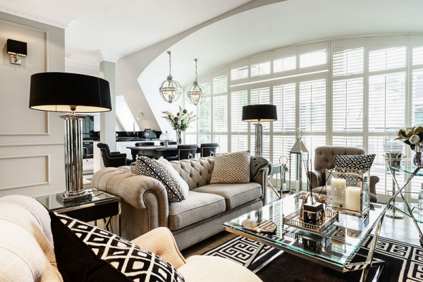 Top 10 Luxury Living Room Furniture Ideas for a Design That Makes a ...