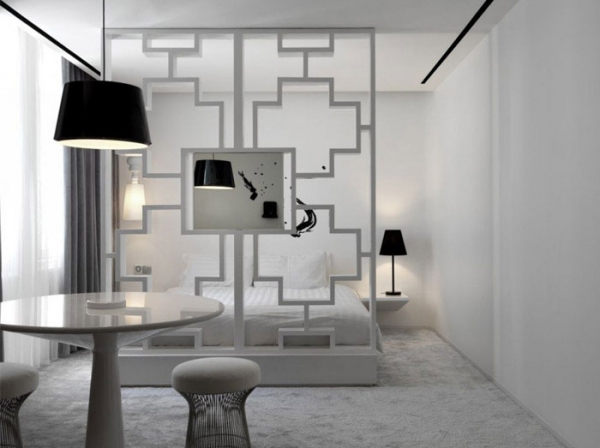 472969a53e6f4 Gorgeous black and white boutique hotel in Singapore – Adorable Home