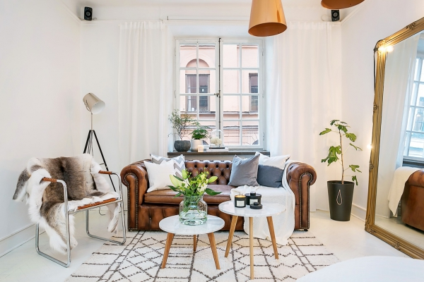 Gorgeous tiny home in Stockholm (1)
