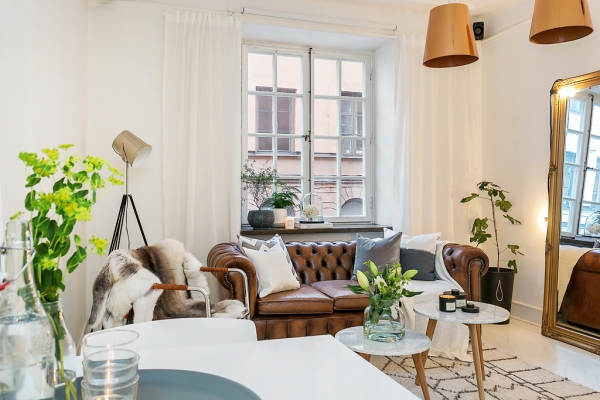 Gorgeous tiny home in Stockholm (2)