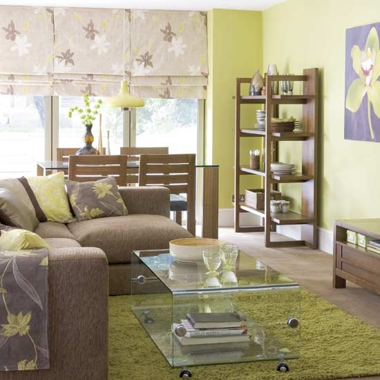 ... Green Living Room Designs 6 ... Part 19