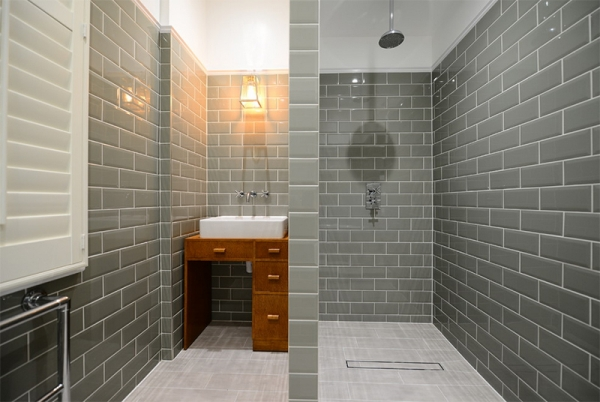 Tiled Bathrooms Pictures grey tiled bathrooms for the contemporary home – adorable home