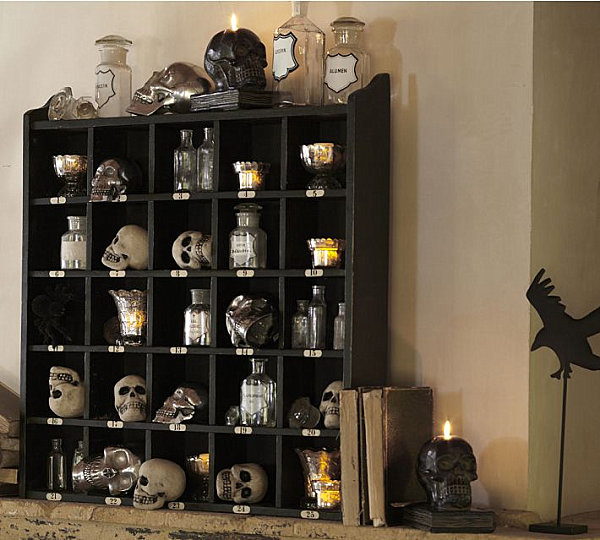 Home Decoration And Furnishing Articles Couple Characters: Halloween Home Decoration Ideas