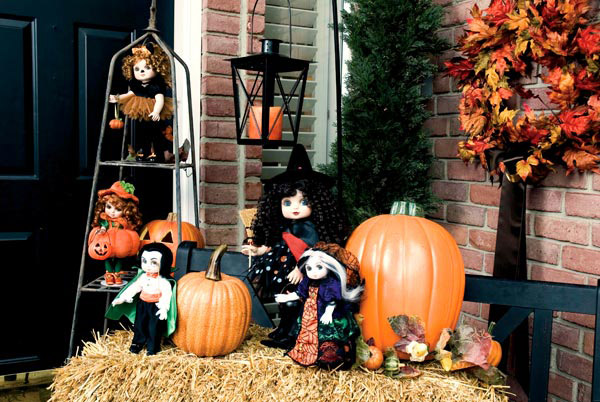 halloween home decoration ideas 15 - Halloween Home Decor