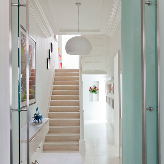 Decorating Ideas And Wall Design In The Hallway Of Your: Hallway Design Ideas