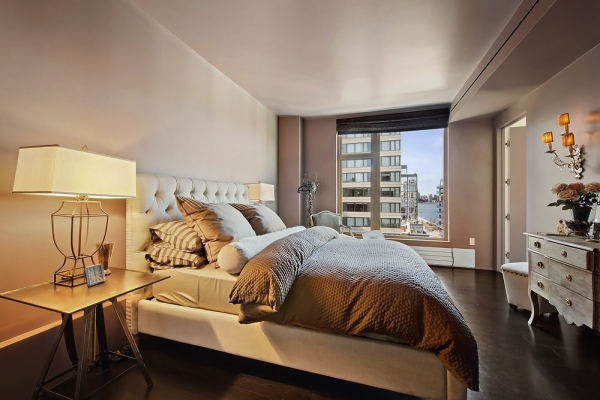 Heaven in nyc luxury apartment design adorable home for Best looking bedrooms