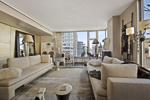 Heaven in nyc luxury apartment design adorable home