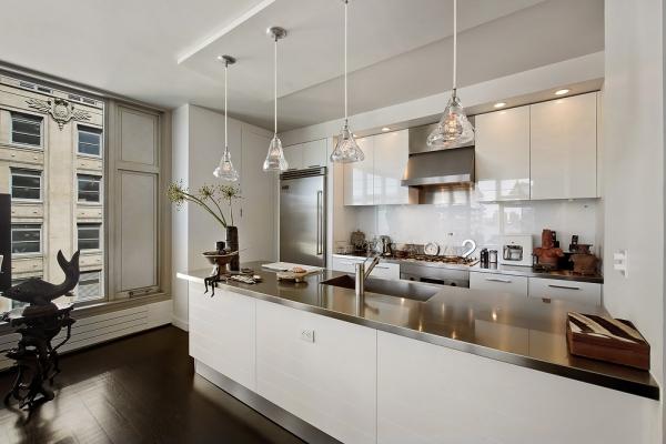 heaven in nyc: luxury apartment design – adorable home, Innenarchitektur ideen