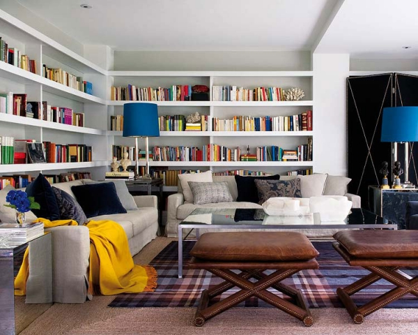 Terrific Home Library Ideas Adorable Home Largest Home Design Picture Inspirations Pitcheantrous