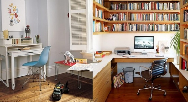 home office design ideas 10 - Home Office Design