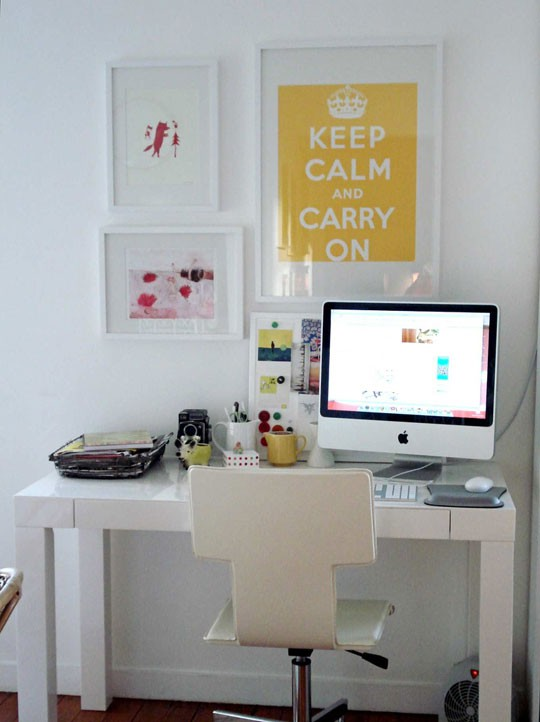 Home office design ideas adorable home - Designing home officetips ...