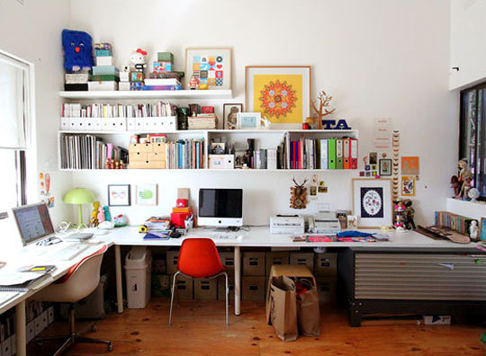 Home office design ideas » Adorable Home
