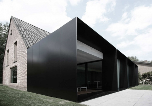 House ds a minimal design adorable home for Minimal housing