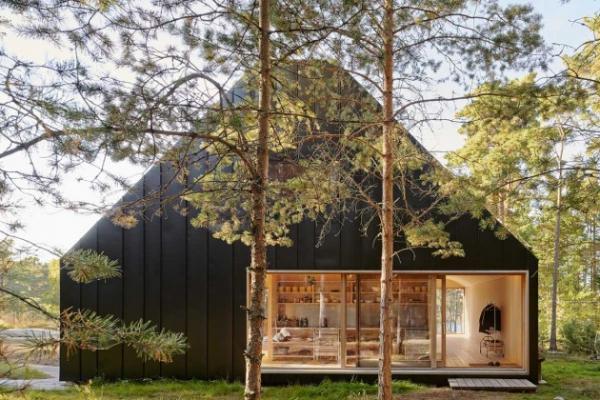 Scandinavian Houses scandinavian family vacation house – adorable home