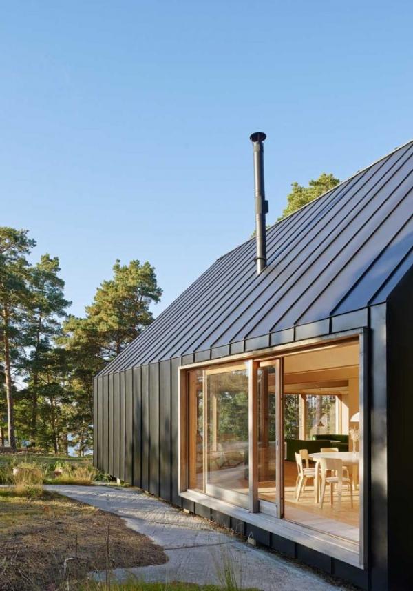 Scandinavian family vacation house (3)