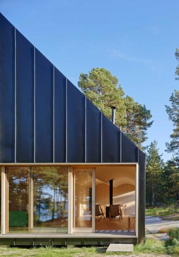Scandinavian family vacation house (4)