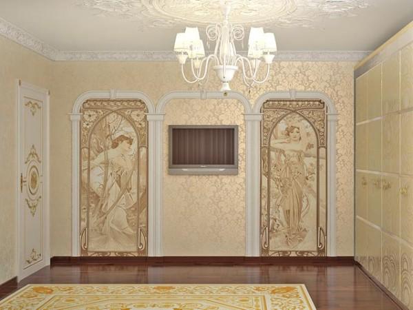 Neo-baroque house