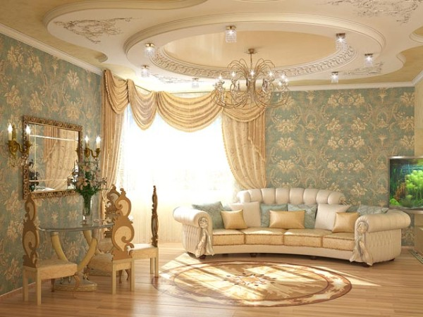 Neo Baroque House Adorable Home