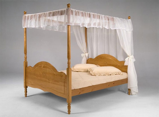How To Choose The Right Type Of Bed Canopy Frame