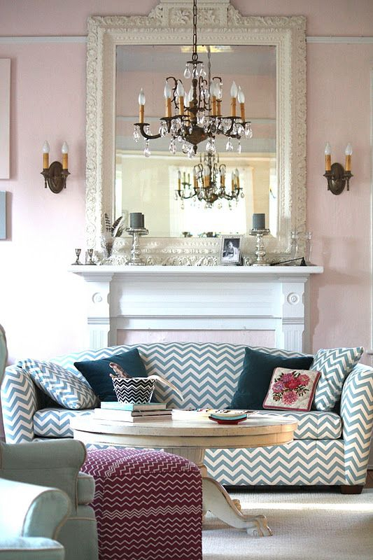 how-to-decorate-with-chevron-pattern-5